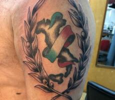 Italy tattoo Geneva NY