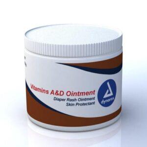 Dynarex Vitamins Ad Ointment 1 Lb Jar Fyt Usa 853