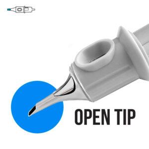 Open Tip